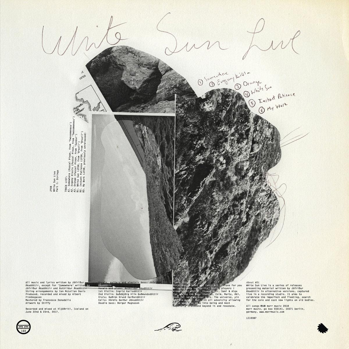 White Sun Live Part I Strings Jfdr