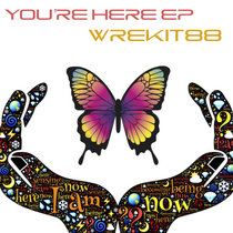 You're Here EP cover art