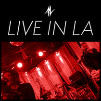 Live in LA cover art