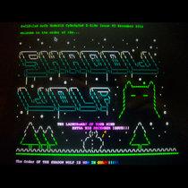 Shadow Wolf CyberZine SPACE DJ mix cover art