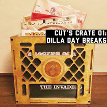 Cut's Crate 01: Dilla Day Breaks cover art