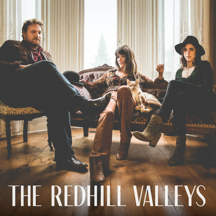 The Redhill Valleys cover art