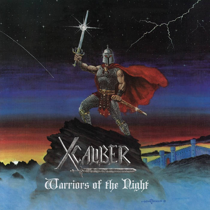 Warriors of the Night   Heaven and Hell Records