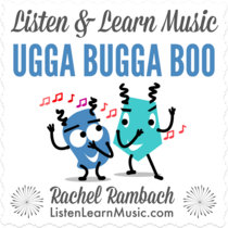 Ugga Bugga Boo cover art