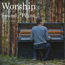 Worship in the Sound of Piano, Vol. 1 cover art