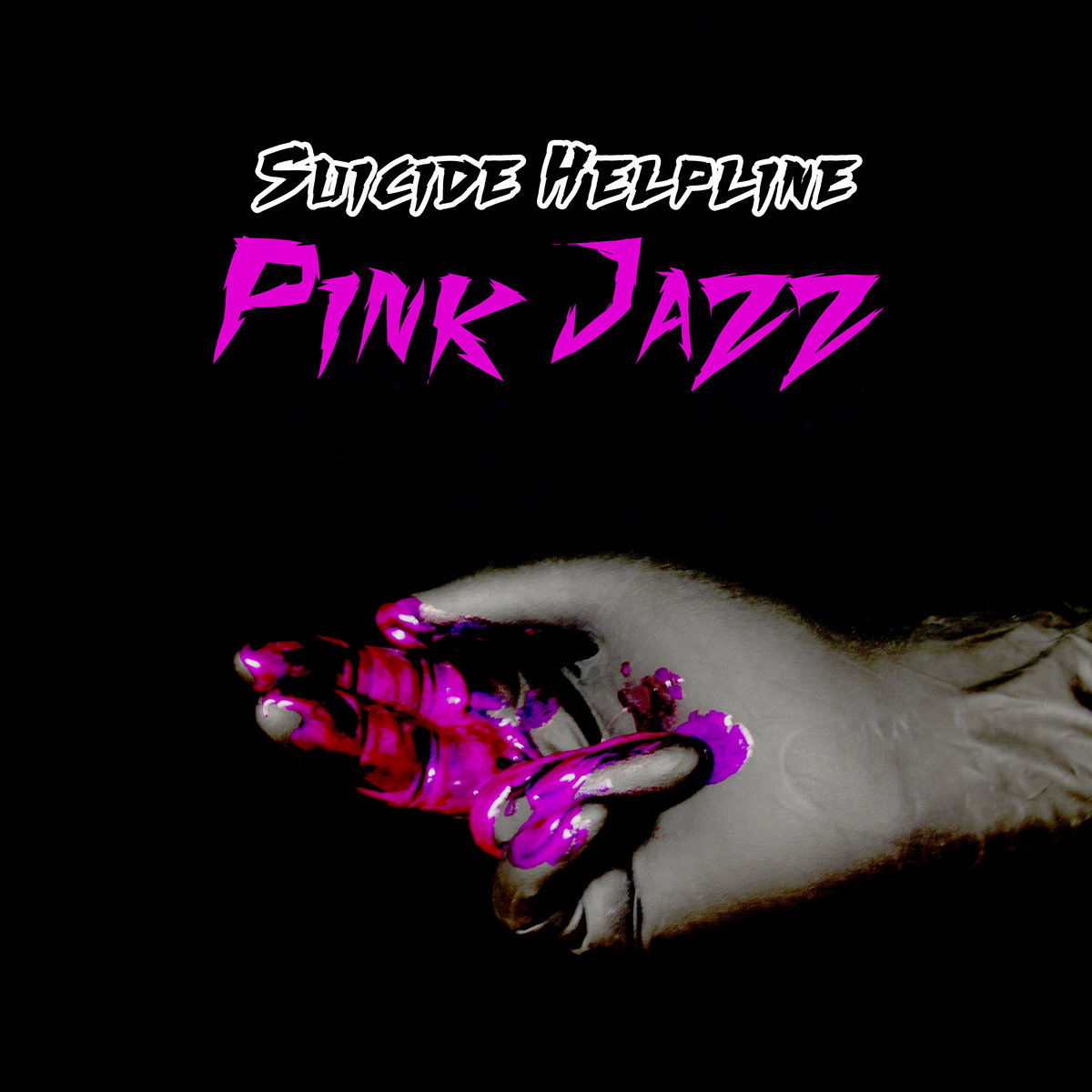 Suicide Helpline — Pink Jazz