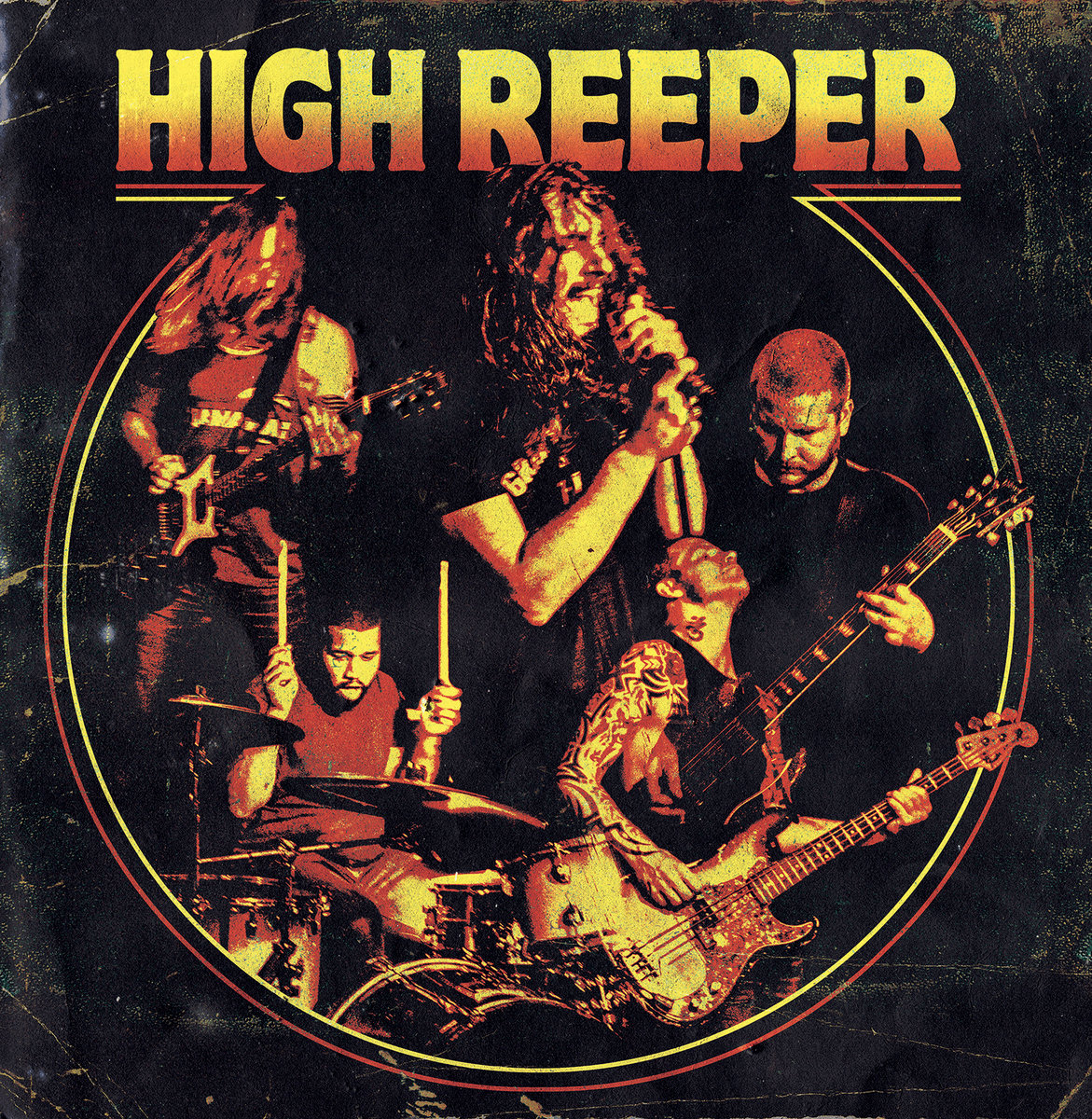high reeper high reeper heavy psych sounds records
