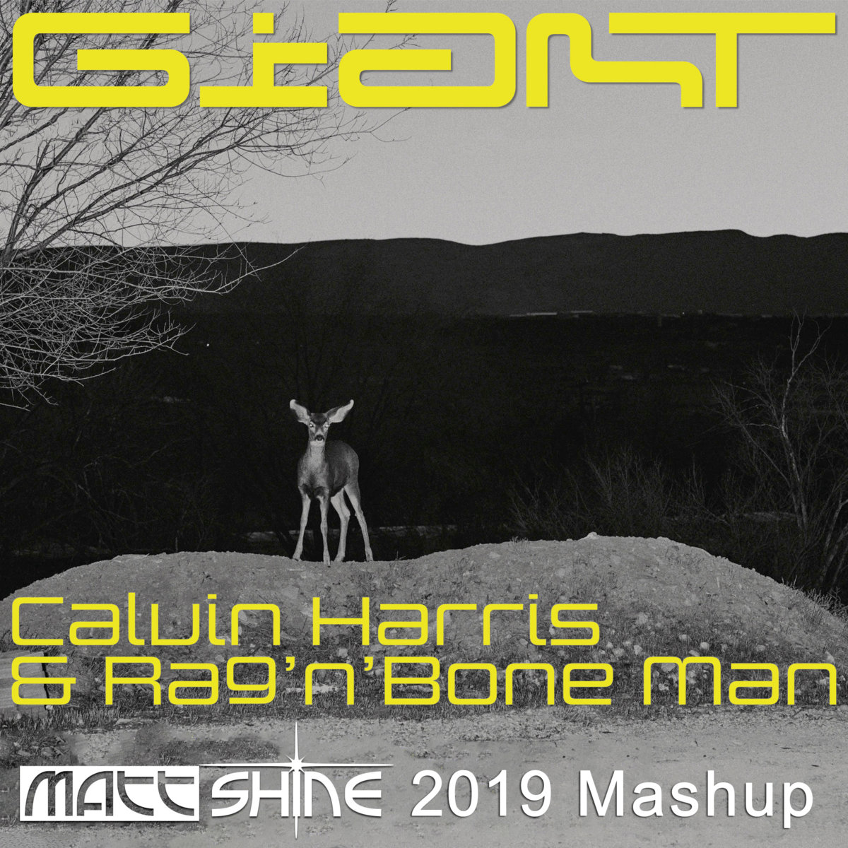 Calvin Harris & Rag'n'Bone Man - Giant together (Matt Shine