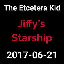2017-06-21 - Jiffy's Starship (live show) cover art