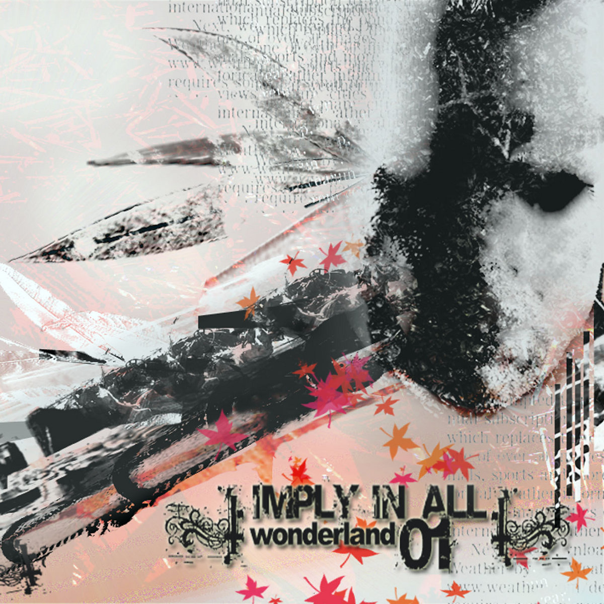 IMPLY IN ALL - Wonderland 01 - CD