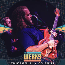 LIVE @ Martyrs' - Chicago, IL 03.29.19 cover art