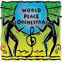 World Peace Orchestra cover art