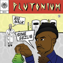 Plutonium cover art