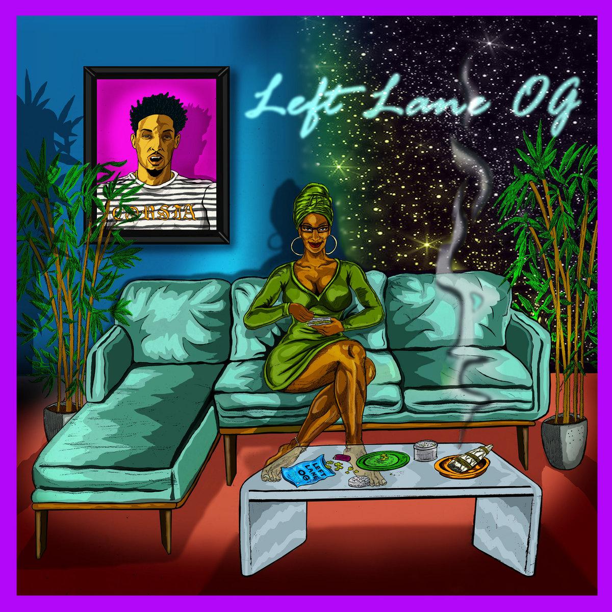 Left Lane Didon - LEFT LANE OG EP