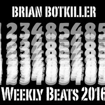 Weekly Beats 2016 cover art