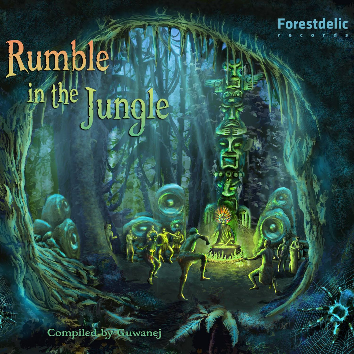 Rumble in the Jungle | Forestdelic Records