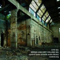 BROKE AND DIRT 001 cover art