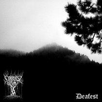 Starless Night Deafest Split cover art