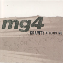 Gravity Affects Me cover art