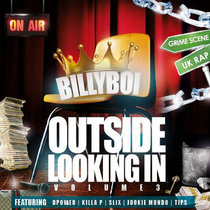 Billy Boi - Outside Looking In Volume 3 cover art
