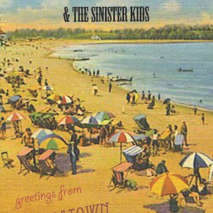 Greetings from devilstown album frank sultana and the sinister kids by frank sultana and the sinister kids m4hsunfo