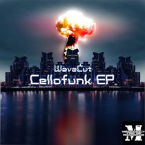 Wavecut - Cellofunk LP{MOCRCYD013} cover art
