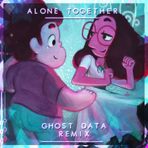 aivi & surasshu - Alone Together (GHOST DATA Remix) cover art