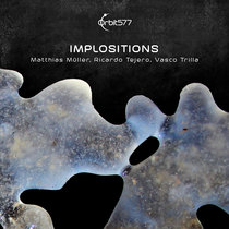 Implositions cover art