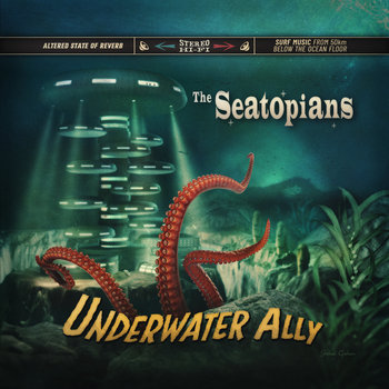 Underwater Ally by The Seatopians