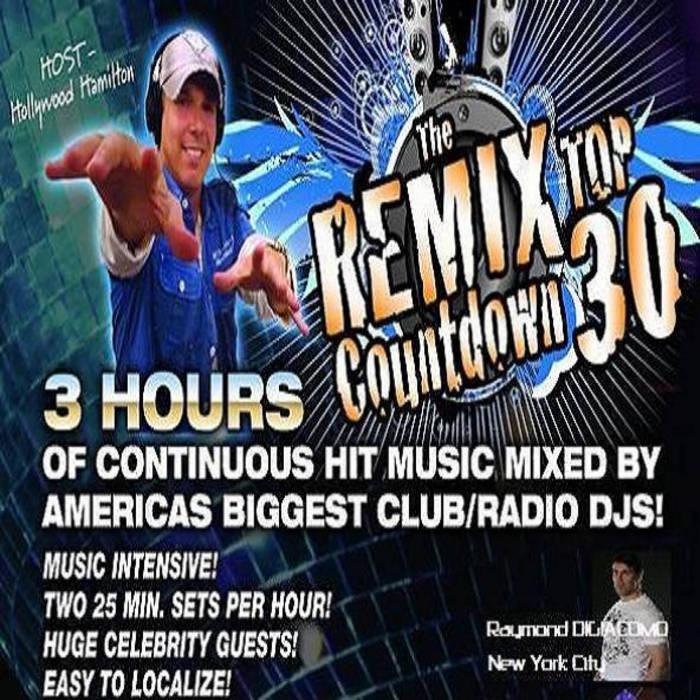 DJ Raymond DiGiacomo WKTU Radio Broadcast Oct 30, 2010 Remix Top 30