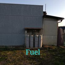 Fuel cover art