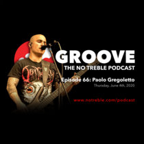 Groove – Episode #66: Paolo Gregoletto cover art
