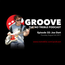 Groove – Episode #32: Joe Dart cover art