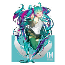 ONLY 1 feat.Hatsune Miku cover art