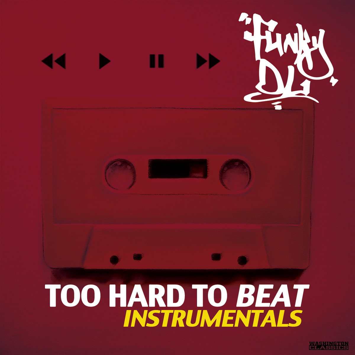 Too Hard To Beat [Instrumentals] | Funky DL