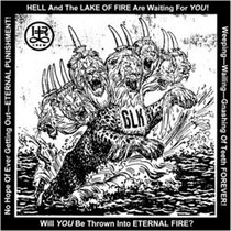 HELL & THE LAKE OF FIRE Mix cover art
