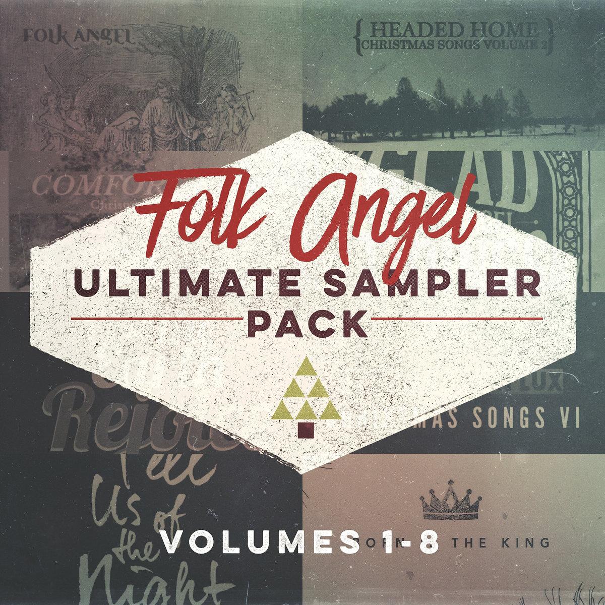 Christmas Songs Collection, Vol. 1-8 | Folk Angel
