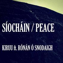 Síocháin / Peace cover art