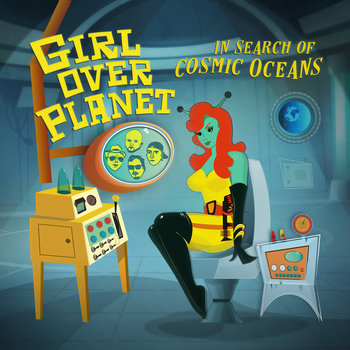 In Search of Cosmic Oceans by Girl Over Planet