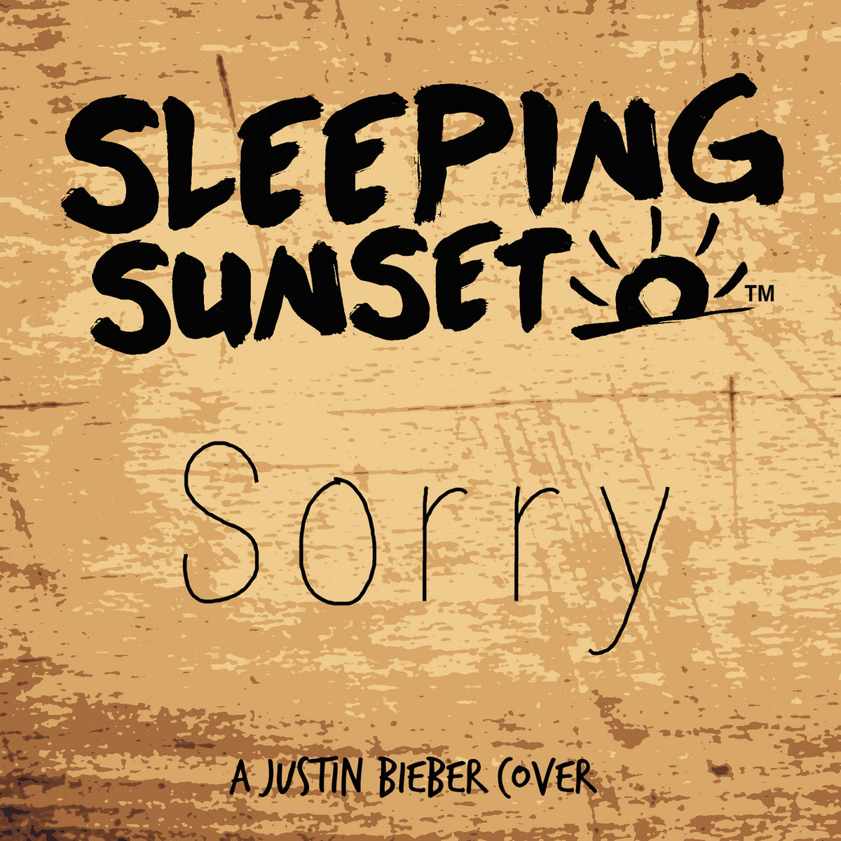 Sorry (A Justin Bieber Cover) by Sleeping Sunset