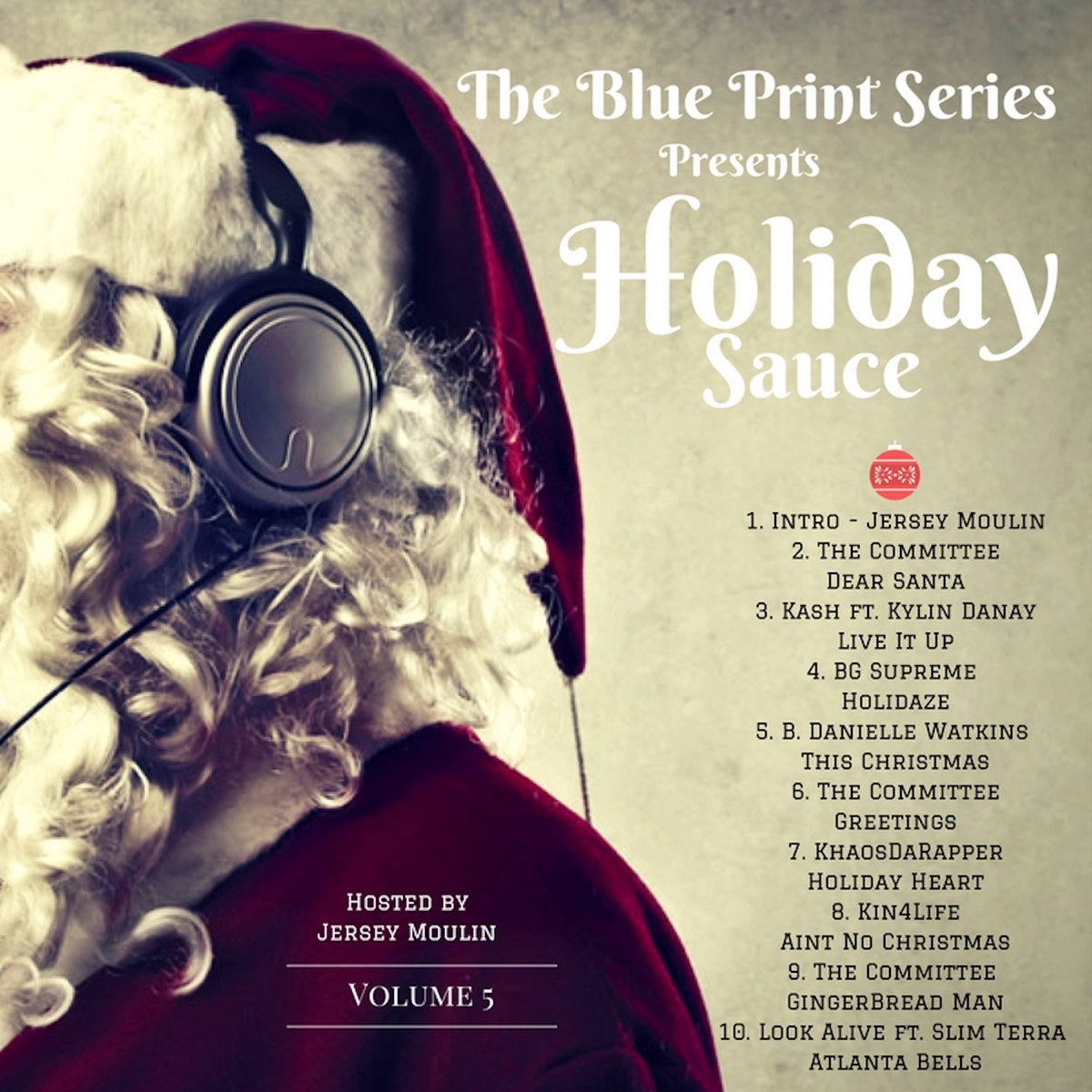 The blueprint series vol 5 holiday sauce the blue print series by the blue print series malvernweather Images