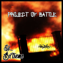 Project of Battle (ALBUM) cover art