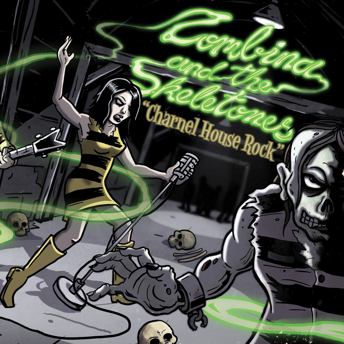 Unspeakable Things | Zombina and the Skeletones
