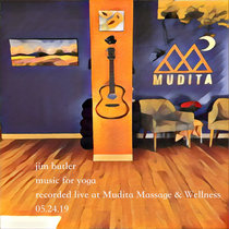 Music for Yoga - Recorded Live at Mudita Massage & Wellness - May 24, 2019 cover art