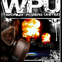 World Powers United LP {MOCRCYD001} cover art