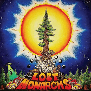 Self-Titled EP by Lost Monarchs