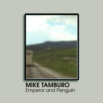 Emperor and Penguin by Mike Tamburo