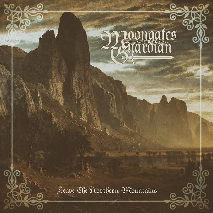 Новый альбом  MOONGATES GUARDIAN - Leave The Northern Mountains (2018)