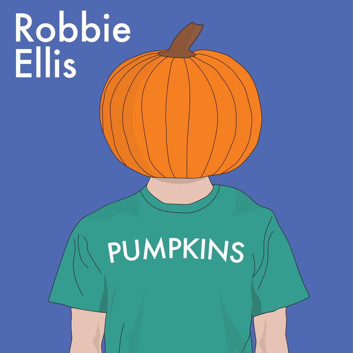 Pumpkins Robbie Ellis