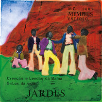 Banda Jardes Revisited and Remastered cover art